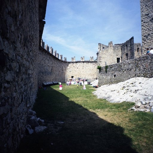 The Castle of Drena (La Rocca di Drena)