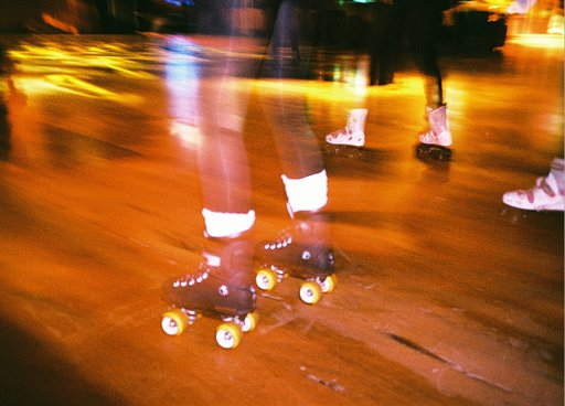 Recap: Roller Disco Fun in London
