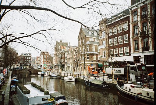 Lomography Day Trips: Amsterdam, Netherlands
