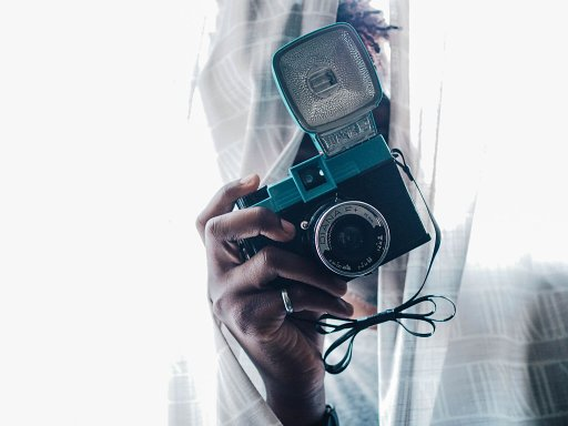 The Creative Exchange: Hipster Chad and the Diana F+