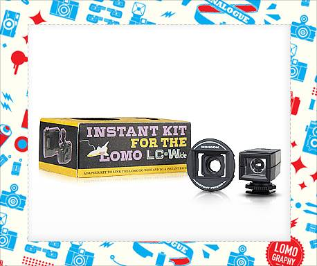 5th December – 20% off the LC-Wide Instant Kit and any Expired Film