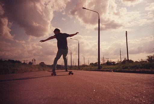 Happenings on Film: Go Skateboarding Day in Zaporozhye