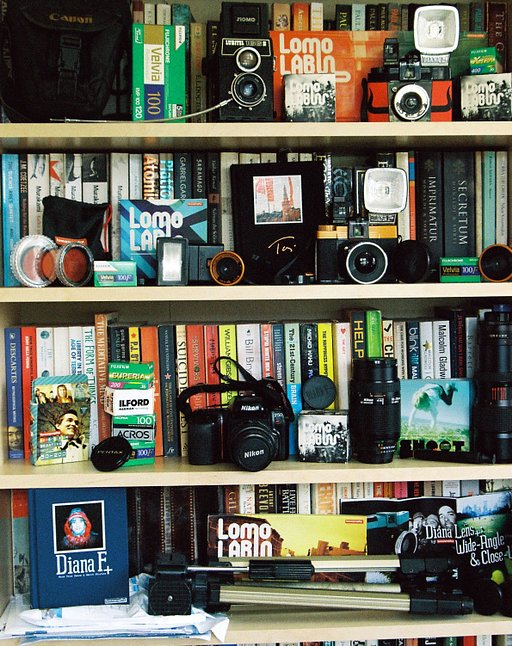 Collecting Cameras — a Game of Passion