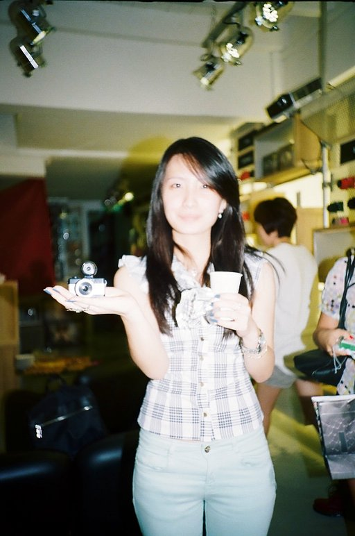 Event Highlights: A Whale of a Party at Lomography Gallery Store Singapore!