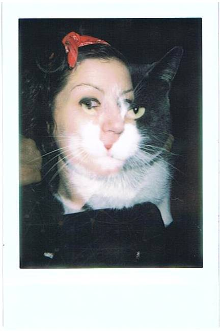 Awesome Double Exposure Portraits Taken with the Fuji Instax Mini 90 Neo Classic