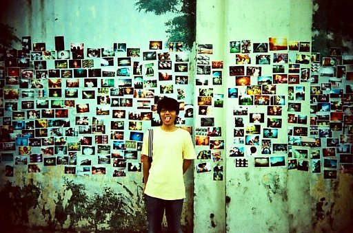 Thanks lomography & friends!