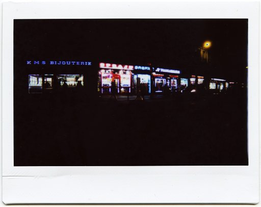 Maxime Chanet and the Lomo'Instant Wide : When Paris looks like Gotham