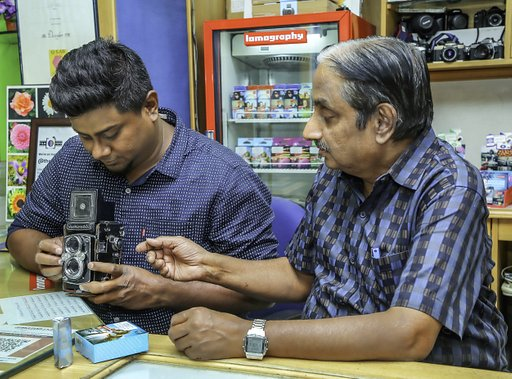 Everyday Analogue Architects: the Film Foto Store, a Rare Film Oasis in India