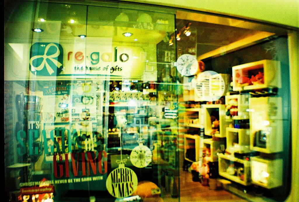 Regalo Gift House: The Only Lomography Shop in Kuching