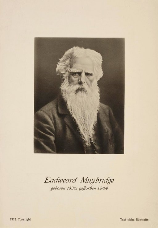 Motion Picture Pioneer: Eadweard Muybridge and the Zoopraxiscope