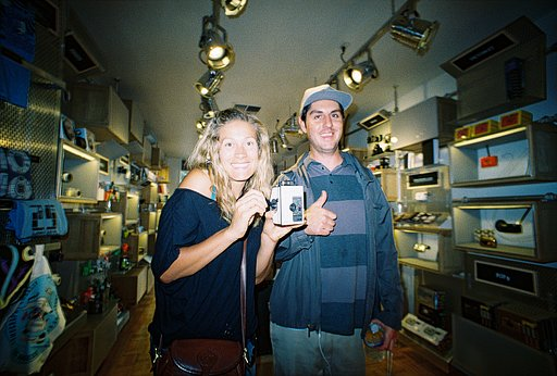 Event Highlight: Santa Monica Welcomes the Lomokino Mubi Edition