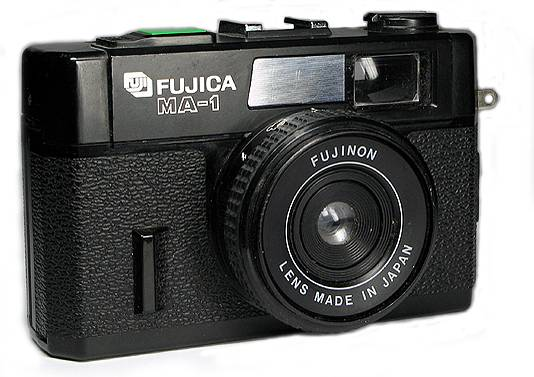 Fujica MA 1 - Lens Made in Japan