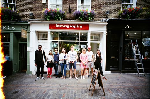 Lomography Soho Workshops and Events January