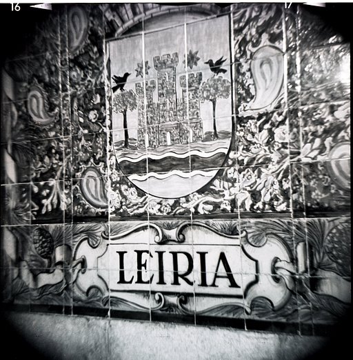 My Favorite Childhood Hangout: Leiria Train Station