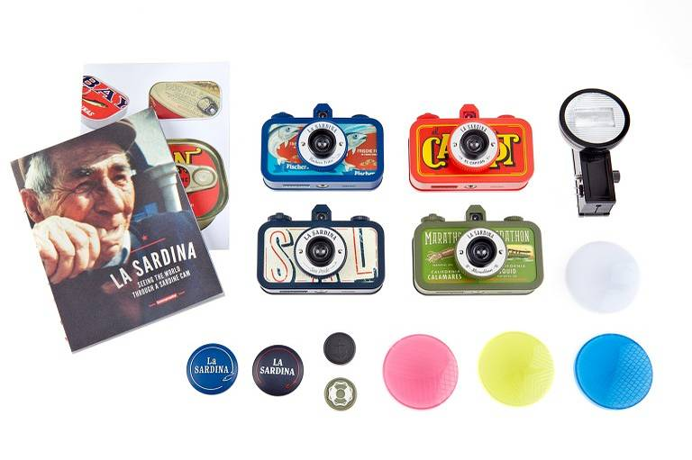 Daily Picks from the Sales Section: La Sardina Deluxe Kit
