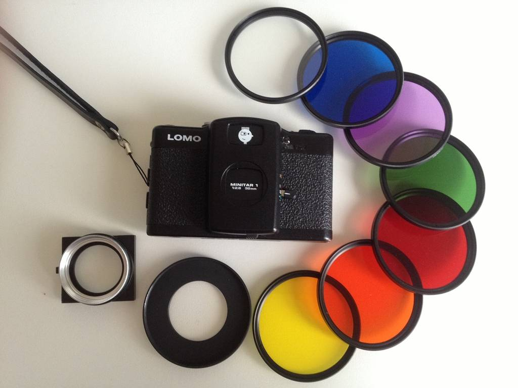 Camera Modification: Turn your LC-A+ into a Rainbow Camera!