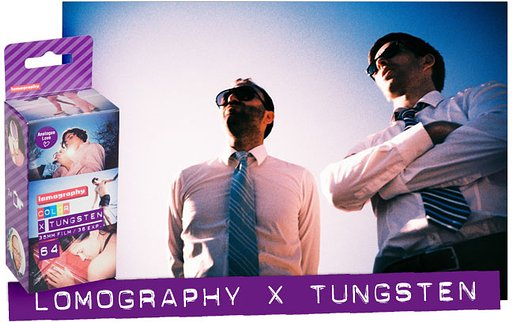 Lomography X Tungsten 64… We Miss You!!