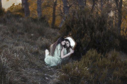 La fiabesca realtà di Greta Larosa con Daguerreotype Achromat.