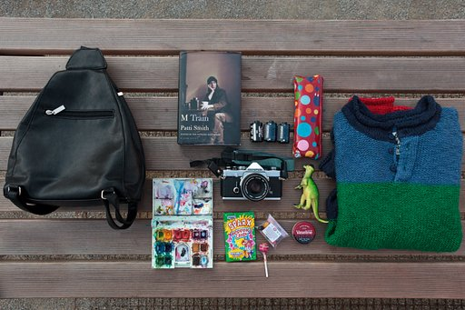 Kamila K Stanley: What's in Your Bag?
