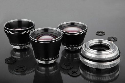 Save 30% on The Neptune Convertible Art Lens System Today!