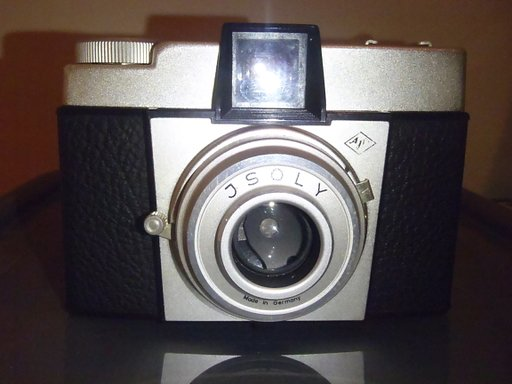Agfa Isoly Junior - 50 Years On and Still Fabulous!