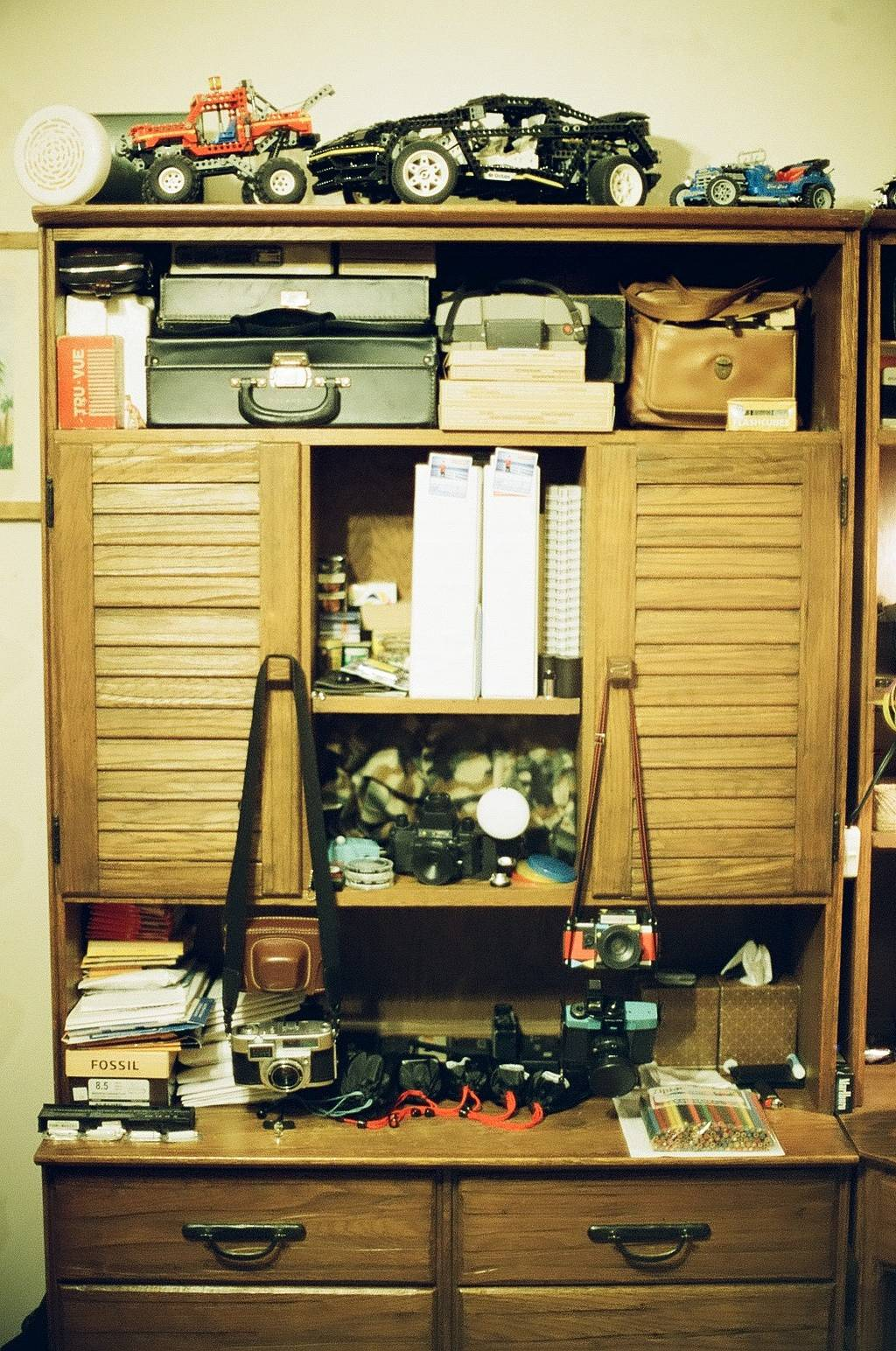 Camera Collections: b2377's Priceless Analog Possessions