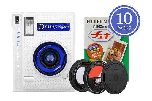 Capture more with the Lomo'Instant Automat Glass Kilimanjaro bundles and Save up to 20% on Instax films!
