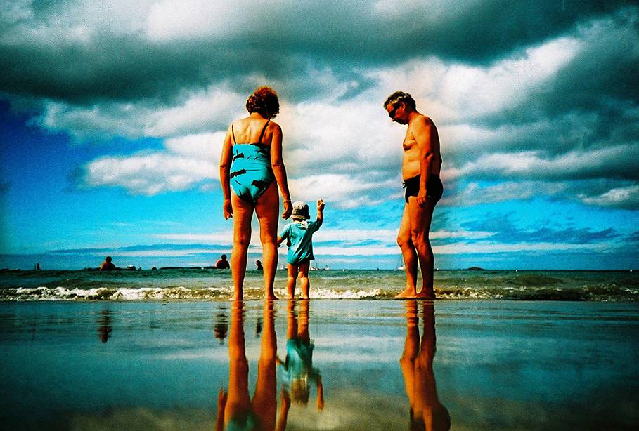 Around the World in Analogue: Perros Guirec, France
