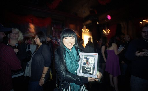 Lomography Canada x MuchFACT Year End Screening Party!