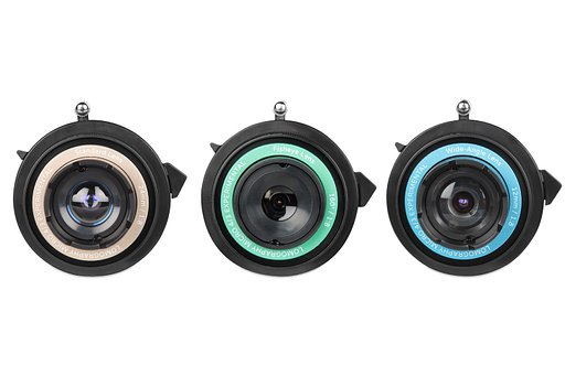 Set your Micro 4/3 camera free with the Lomography Experimental Lens Kit