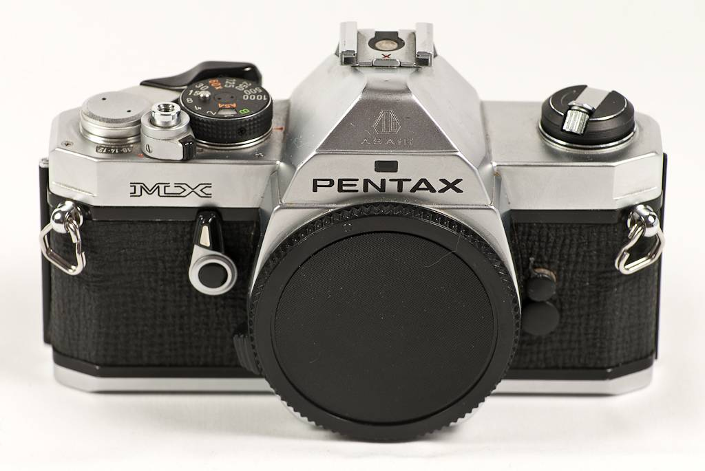 Pentax MX: A Small Wonder of the 70's · Lomography