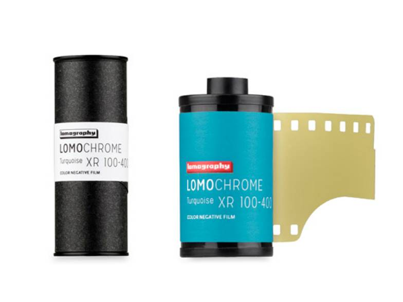 Snap Up This Incredible Invention: Introducing The Brand New Lomochrome Turquoise Film!