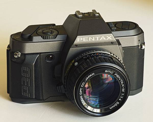 Lost and Found: Pentax P30