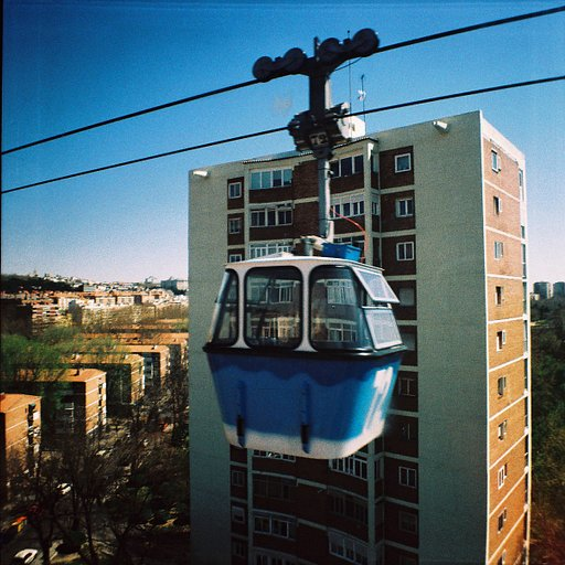 The Madrid Cableway