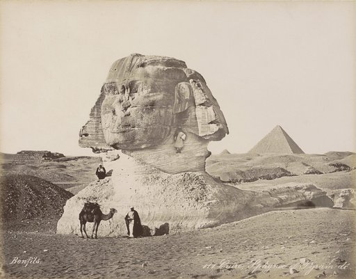 Egyptomania in the 19th Century: Travellers and Photographers