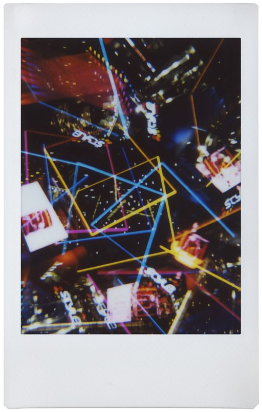 Electric Snaps and Magnetic Beats with Riot !n Magenta and the Lomo'Instant Automat