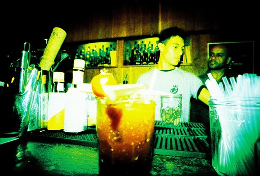 Make Your Drink & Shoot It Too: A LOMOKINO Cocktail Making Master Class @ Lomography Gallery Store Soho