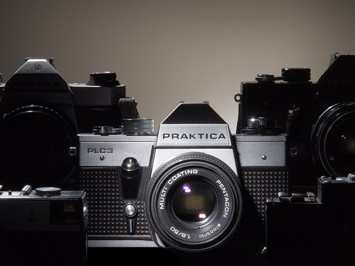 Praktica PLC3: A Sturdy and Flexible Tool, Not Just a Toy!