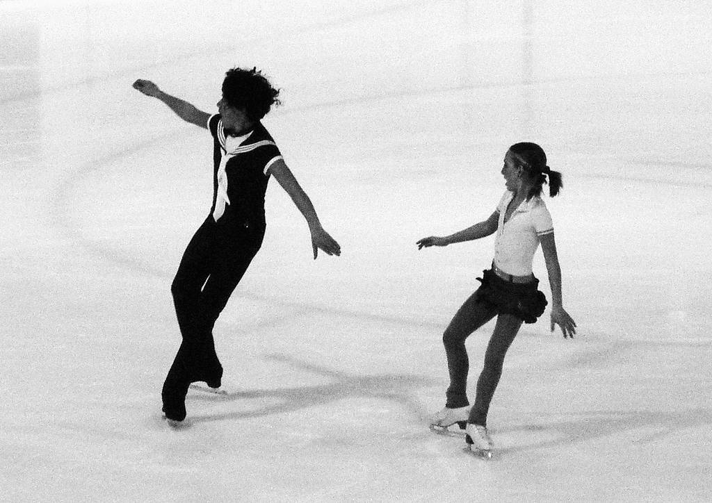 A Salute to the Masters: Ice Skating (A Tribute to Monte Fresco)