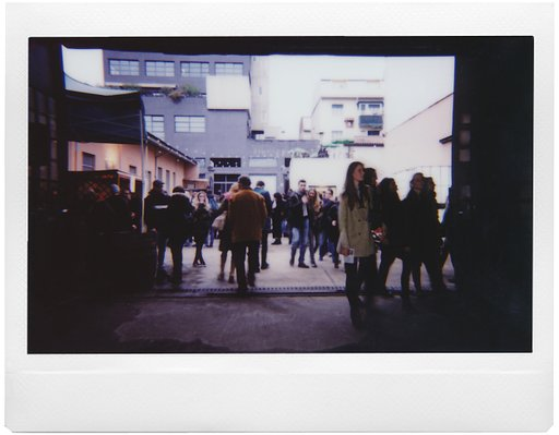 All'East Market Milano con la Lomo'Instant Wide