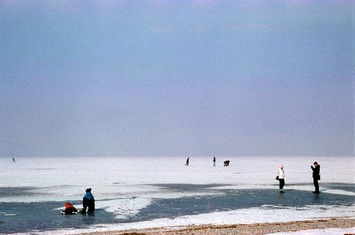 Around the World in Analogue: Neusiedler See, Austria