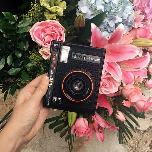 Snap Super Sharper Images with the Lomo'Instant Automat Glass Magellan!