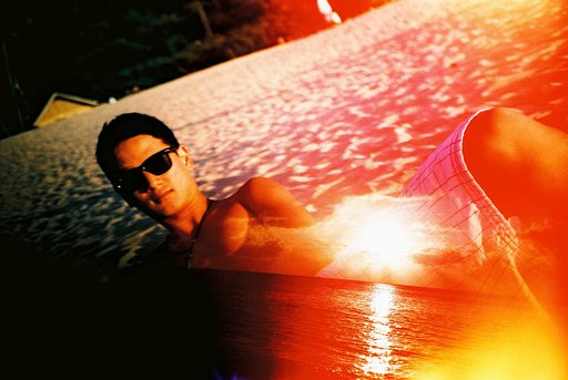 LomoPeople Hawai'i: My Beloved Alex