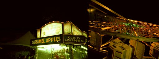 Once a Year Date Spot: Punahou Carnival
