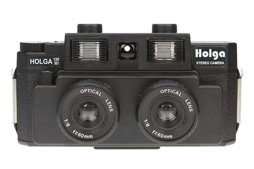 Daily Picks from the Sales Section: Holga 120 3D Stereo Camera