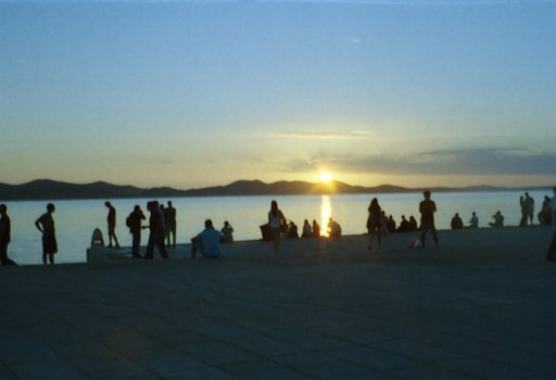 Zadar: the Town with the Most Beautiful Sunset in the World