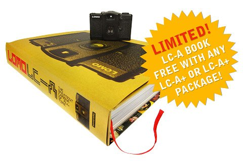The Lomo LC-A Big Book