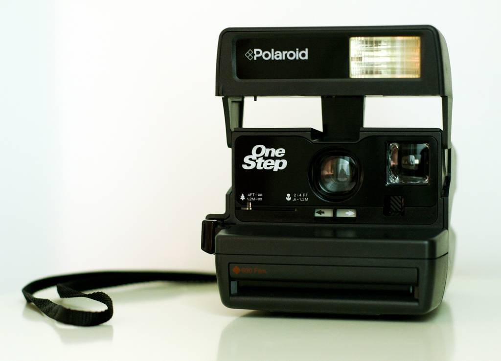 Polaroid One Step: Don't Mind if I Do