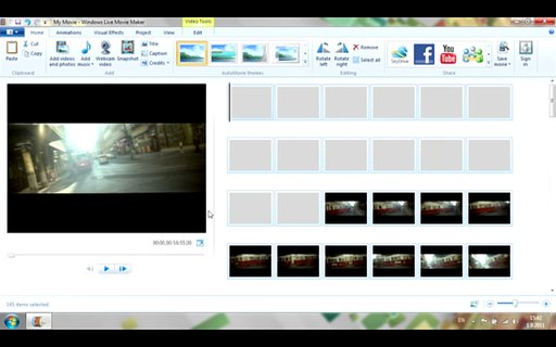 How To: Create a LomoKino movie in Windows Movie Maker