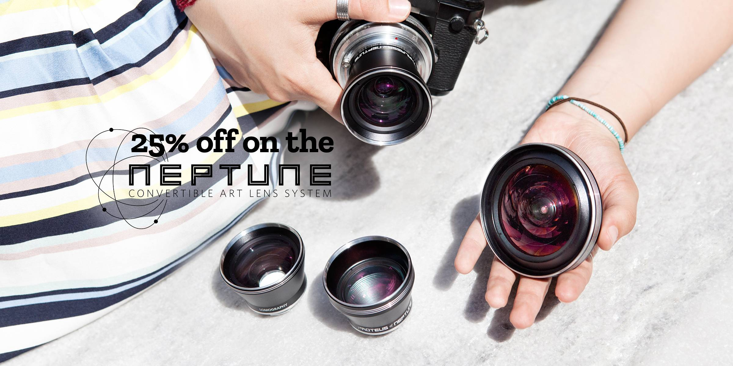 Save a Massive 25% on Our Neptune Convertible Lens System! e86f5b35f889